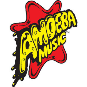 Logo for Amoeba records