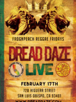 Frog N Peach Reggae Friday