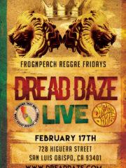 Frog N Peach Reggae Friday