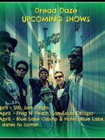 Blue Lake Casino Reggae in the Wave Lounge